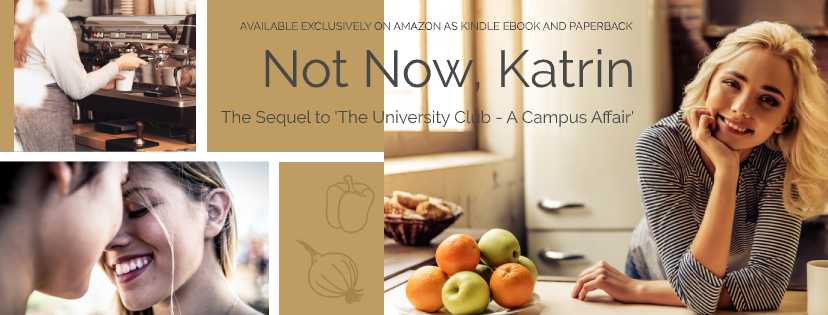 Not Now, Katrin - the sequel to Warren Laine-Naida's The University Club - A Campus Affair